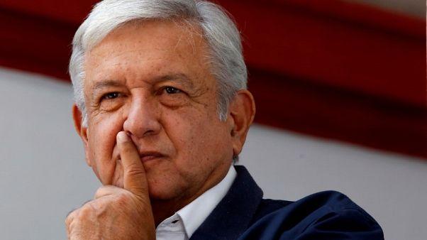 """رئيس المكسيك """"متفائل"""" بالتوصل لإتفاق ثلاثي الأطراف بشأن نافتا"""