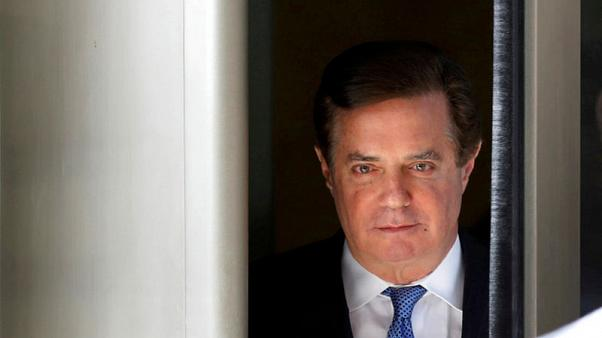 U.S. seeks more time to decide on ex-Trump aide Manafort's retrial on 10 charges