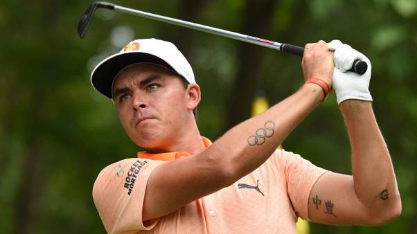Injured American Fowler practising again as Ryder Cup looms
