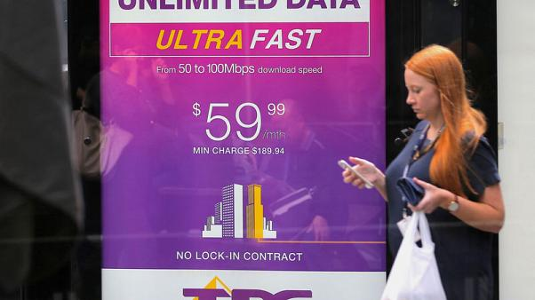 Australia's TPG Telecom, Vodafone's local units to merge