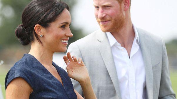 الأمير هاري وزوجته ميجان يحضران مسرحية موسيقية في لندن