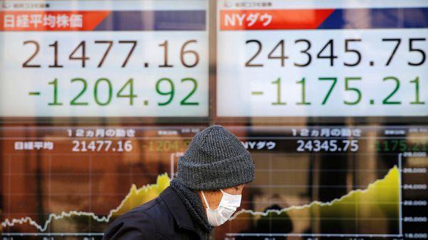 المؤشر نيكي يرتفع 0.75% في بداية التعاملات بطوكيو
