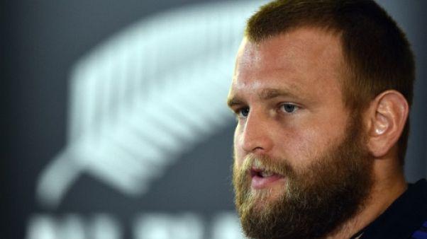 Rugby Championship: le Néo-Zélandais Moody forfait pour le reste du tournoi
