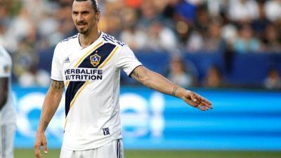 MLS: amende pour Ibrahimovic (LA Galaxy)