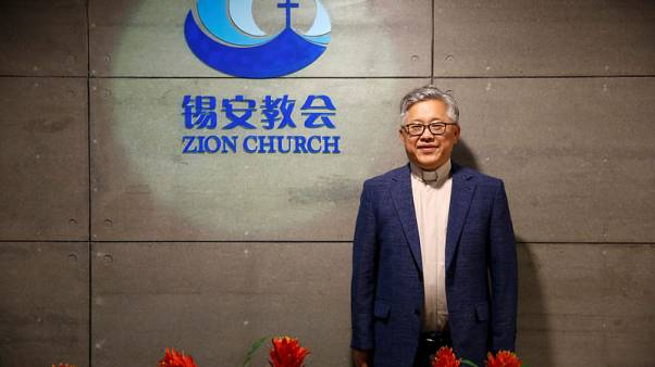 For a 'house church' in Beijing, CCTV cameras and eviction