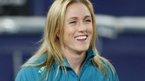 Pearson focused on Olympics after Commonwealth letdown