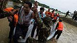 Rupture de barrage en Birmanie: l'évacuation se poursuit