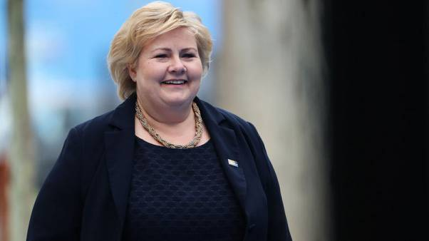 Norway's prime minister to announce cabinet reshuffle on Friday