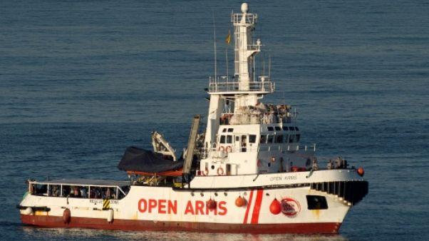 Open Arms cesse les sauvetages au large de la Libye et se replie en Espagne