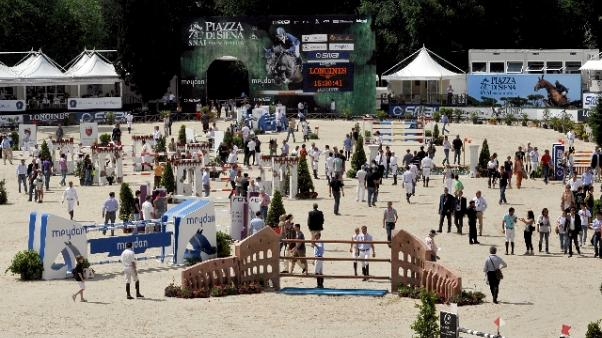 Equitazione:Di Paola,Italia più centrale