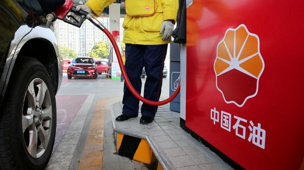 PetroChina second-quarter profit surges to three-year high on oil price recovery
