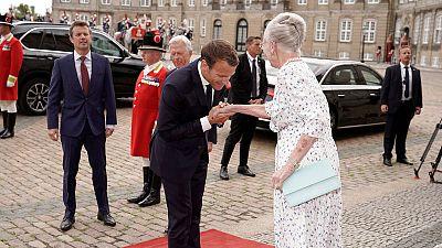Macron affirms love for France after 'resistant Gauls' aside