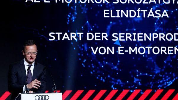 المجر تستدعي سفير السويد بشأن انتقاد سياسات الهجرة