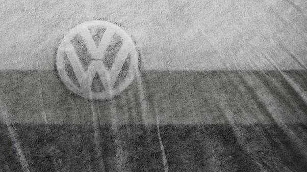 Half of VW models in Germany not compliant with new pollution standard