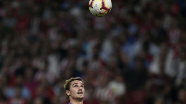 """Deschamps: Griezmann """"fait partie des joueurs susceptibles d'avoir ce Ballon d'Or"""""""
