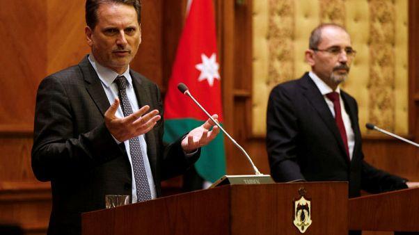 Jordan to lead fundraising for U.N. Palestinian agency after U.S. cuts