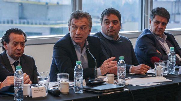 Macri's bid to calm markets backfires, Argentine peso plummets