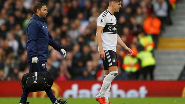 Fulham captain Cairney ruled out for a 'few weeks' with foot injury