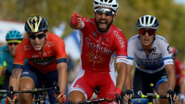 Tour d'Espagne: Bouhanni, l'orgueil du champion