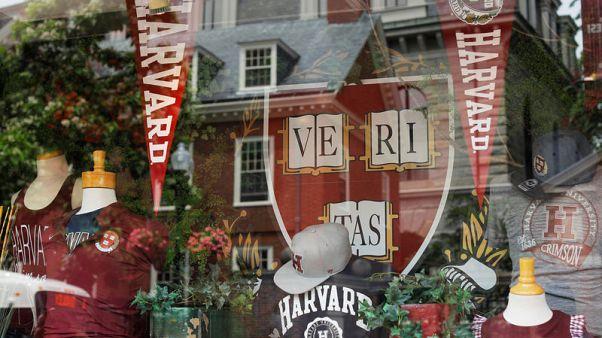 U.S. argues Harvard admissions policies harm Asian-Americans