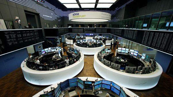 الأسهم الأوروبية تتراجع بفعل مخاوف بشأن تجارة الصين