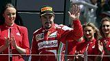 F1: Alonso ultimo Gp Italia,grazie Monza