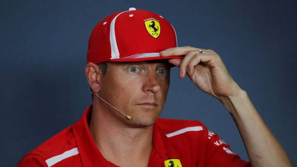 I've still got the speed, says Raikkonen