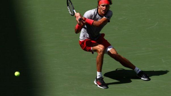 US Open: Zverev écarte Mahut et file au 3e tour