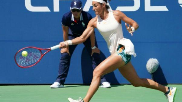 US Open: Garcia se sort du piège Puig et attend Mladenovic