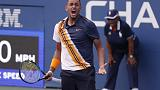 Kyrgios hears umpire's advice and secures win