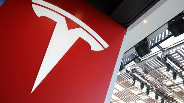 As Tesla shares fall, Amazon takes over as most shorted U.S. stock