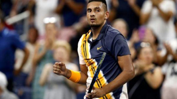 """""""Aide médicale"""" et """"bruit"""": l'US Open justifie l'attitude de l'arbitre envers Kyrgios"""