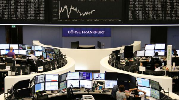 European shares to end 2018 short of January highs - Reuters poll
