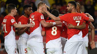 Monaco sign Belgium forward Chadli from West Brom