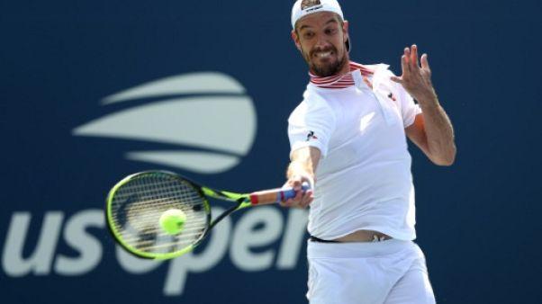 US Open: Gasquet défie Djokovic, Monfils abandonne