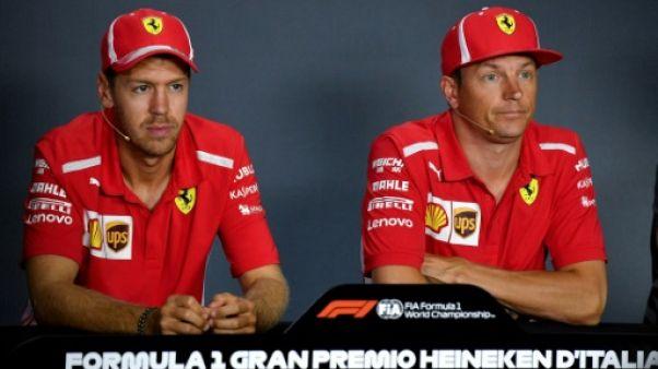 F1: Ferrari vise un triomphe à domicile