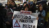 Argentine: manifestation contre les coupes budgétaires à l'université