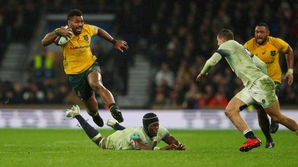 Australia's Kerevi out for at least two more months