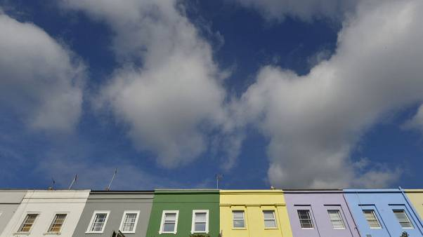 UK house price rise slips back to five-year low - Nationwide
