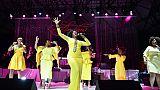 Concert en hommage à Aretha Franklin, avant ses funérailles
