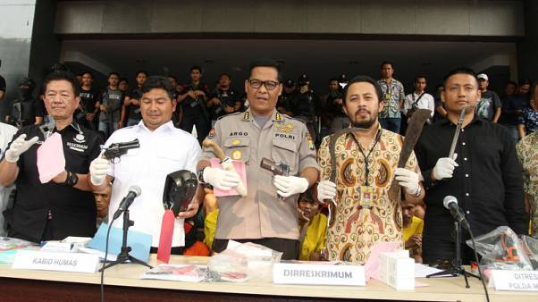 Indonesian family questions police killings in run-up to Asian Games
