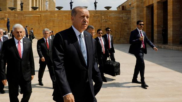 Turkey's Erdogan says Turkey needs S-400 missile defence systems