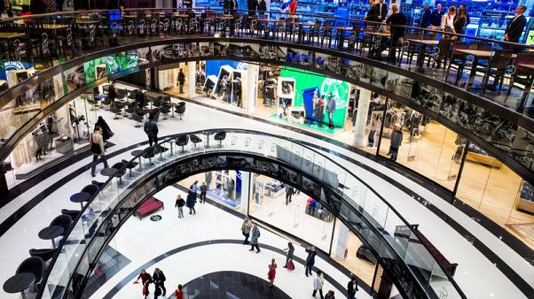 German July retail sales fall month-on-month