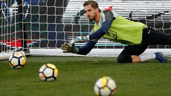 Keeper Trapp leaves PSG to return to Frankfurt on loan