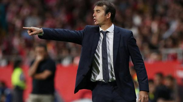 No deadline day moves for Real, says Lopetegui
