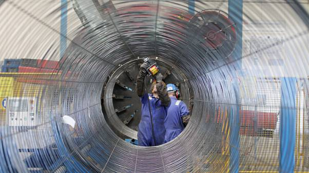 Nord Stream 2 pipeline on track despite sanction risk, operator says