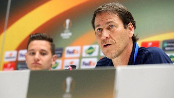 Europa League:Olympiacos in gruppo Milan
