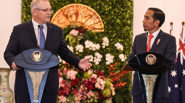Indonesia-Australia push economic ties, trade deal soon