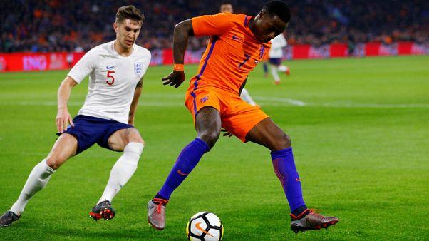 Sevilla sign Dutch winger Promes