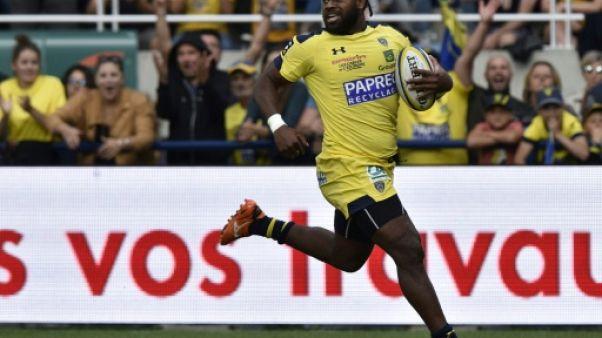 Top 14: Raka absent à Clermont entre 4 et 6 semaines